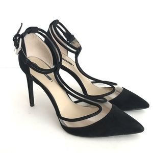 Zara Basic High Heels Size 40 (US 9-9.5)